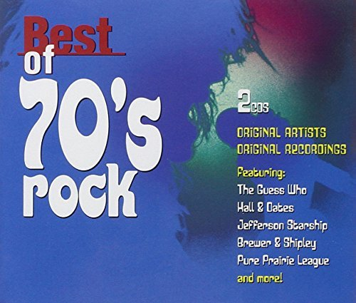 Best Of 70's Rock Best Of 70's Rock 2 CD Set
