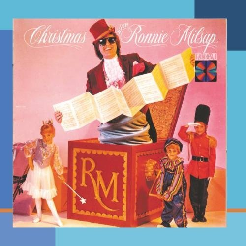 Ronnie Milsap Christmas With Ronnie Milsap CD R