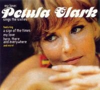 Clark Petula My Love Petula Clark Sings Th