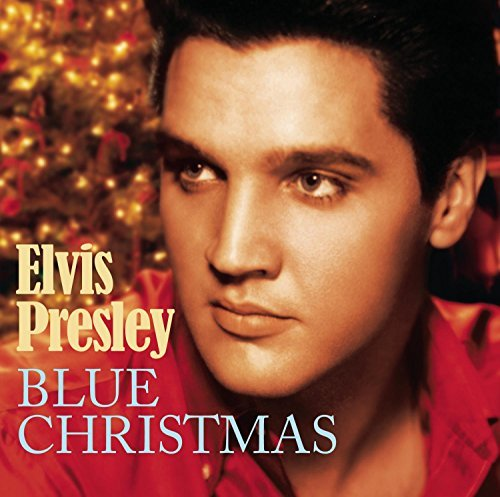 Elvis Presley Blue Christmas