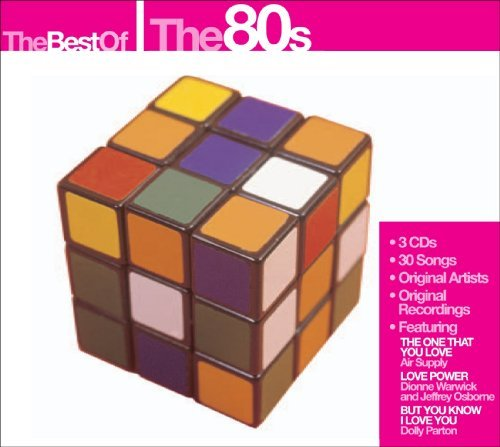 Best Of The 80's Best Of The 80's 3 CD