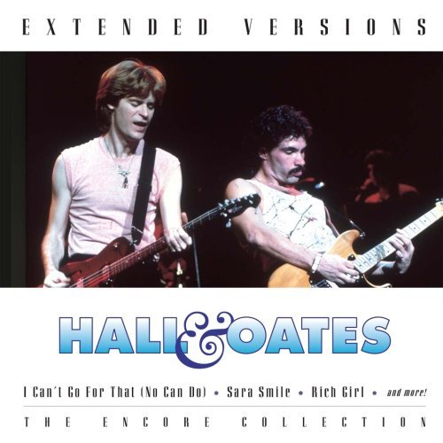 Hall & Oates Extended Versions