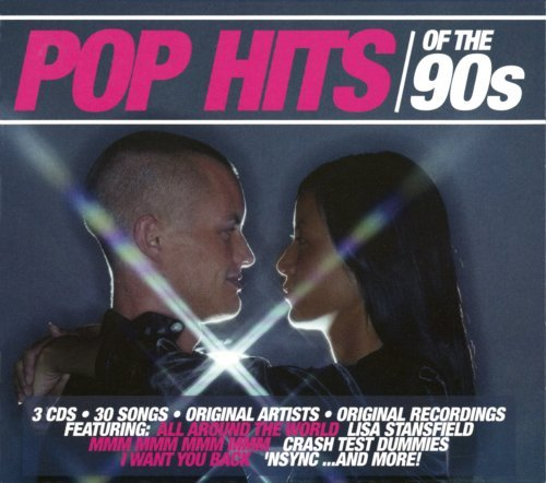 Pop Hits Of The 90's Pop Hits Of The 90's 3 CD Set