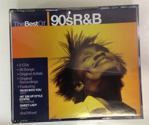 Best Of The 90's R&b Best Of The 90's R&b 2 CD Set