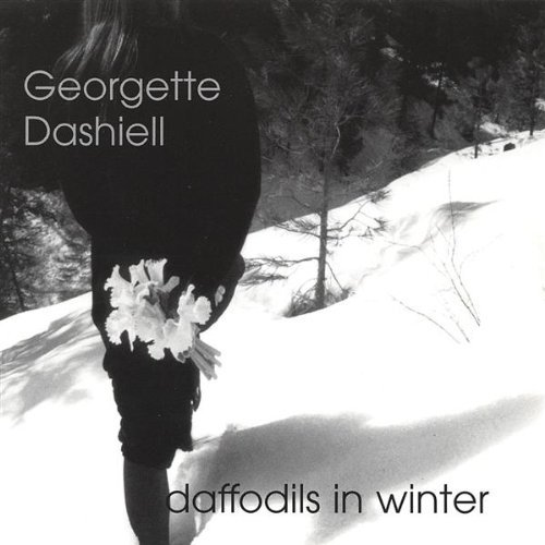 Georgette Dashiell Daffodils In Winter