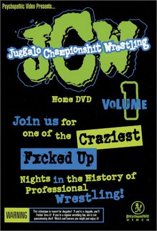 Juggalo Championship Wrestling Vol. 1 Juggalo Championsh Wres Explicit Feat. Insane Clown Posse
