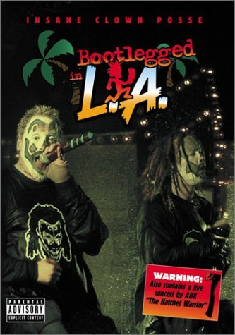 Insane Clown Posse Bootlegged In L.A. Explicit Version