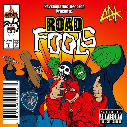 Abk Road Fools Explicit Version Incl. Bonus DVD