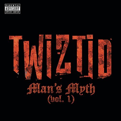 Twiztid Vol. 1 Man's Myth Explicit Version 2 CD Set