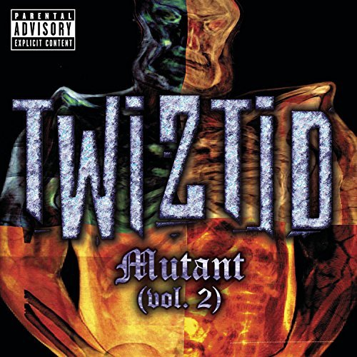 Twiztid Vol. 2 Mutant Explicit Version 2 CD Set
