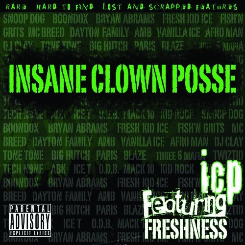 Insane Clown Posse Featuring Freshness Explicit Version 2 CD
