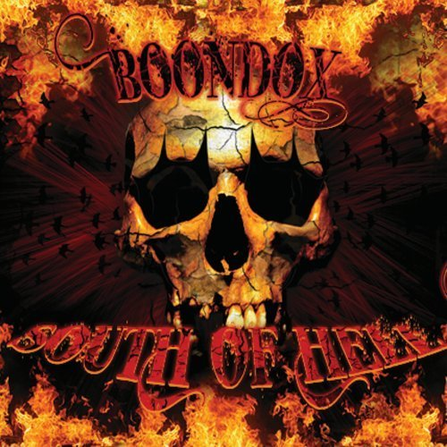 Boondox South Of Hell Incl. DVD
