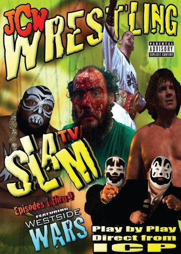 Slam Tv Episode 1 9 Jcw Wrestling Explicit Version Nr
