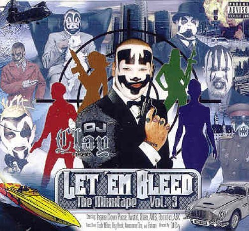 Psychopathic Vol. 3 Let Em Bleed Explicit Version Vol. 3 Let Em Bleed