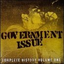 Government Issue Vol. 1 Complete History Vol. 1 Complete History