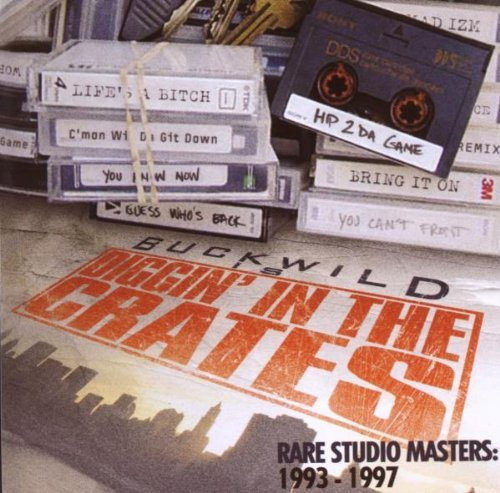 Buckwild Rare Studio Masters 2 CD Set