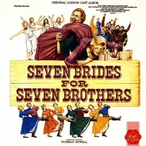 Cast Recording Seven Brides For Seven B