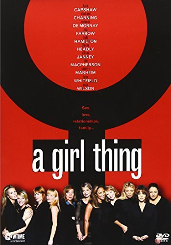 Girl Thing Capshaw Channing De Mornay Far Clr Cc Keeper Nr