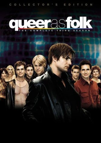 Queer As Folk Season 3 DVD Queer As Folk Season 3
