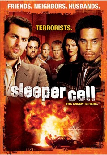 Sleeper Cell Sleeper Cell Season 1 Nr 3 DVD