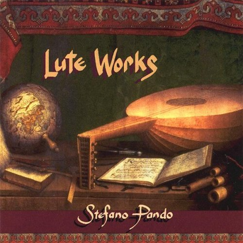 Stefano Pando Lute Works