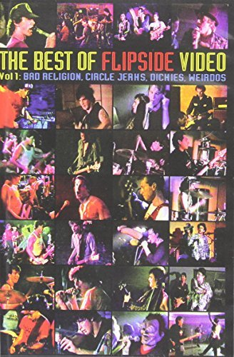 Best Of Flipside Vol. 1 Best Of Flipside Bad Religion Weirdos Dickies Flipside Video