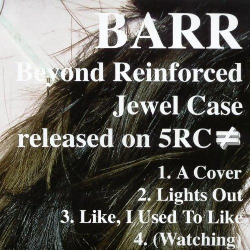 Barr Beyond Reinforced Jewelcase