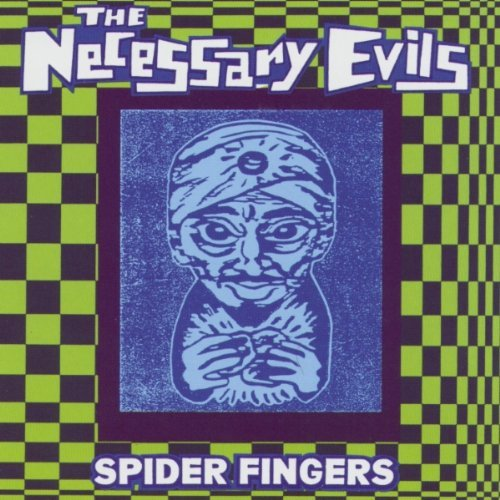 Necessary Evils Spider Fingers