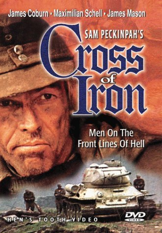 Cross Of Iron Coburn Mason Schell Clr R