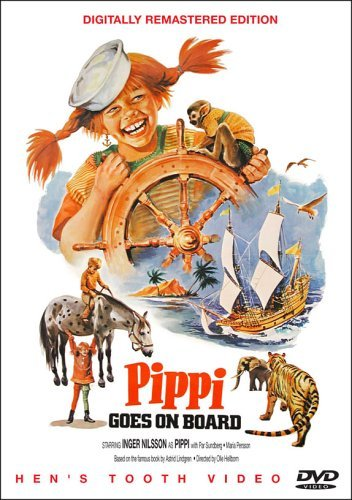 Pippi Goes On Board Pippi Goes On Board Chnr