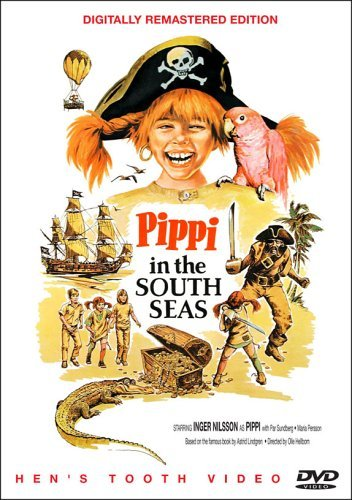 Pippi In The South Seas Pippi In The South Seas Clr Ws Chnr