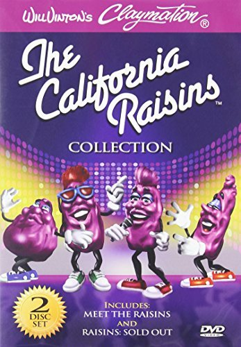 California Raisins Collection California Raisins Collection Nr 2 DVD