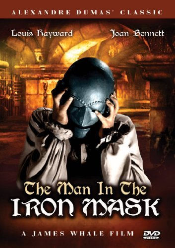 Man In The Iron Mask (1939) Hayward Bennett William Hale Bw Nr
