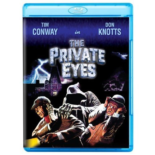 Private Eyes Knotts Conway Blu Ray Ws Pg