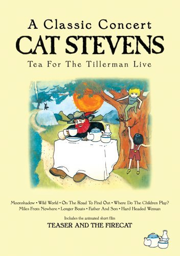 Cat Stevens Tea For The Tillerman Live Nr