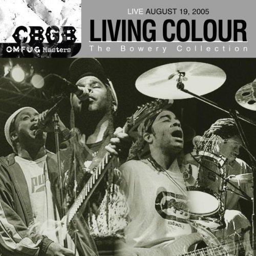 Living Colour Cbgb Omfug Masters August 19