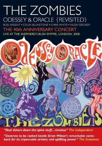Zombies Odessey & Oracle The 40th Ann Nr