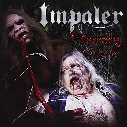 Impaler Cryptozoology (creatures Of Go