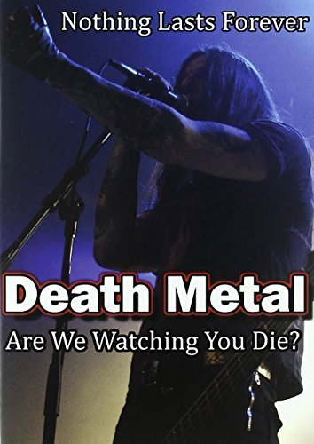Death Metal Are We Watching Y Death Metal Are We Watching Y Nr