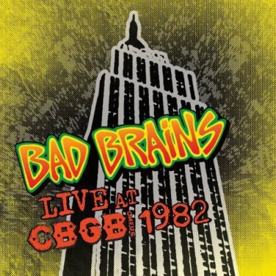 Bad Brains Live At Cbgb Special Ed.