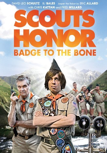 Scouts Honor Badge To The Bone Scouts Honor Badge To The Bone Nr