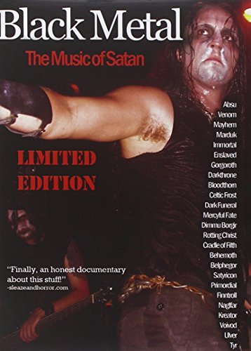 Black Metal Music Of Satan Nr