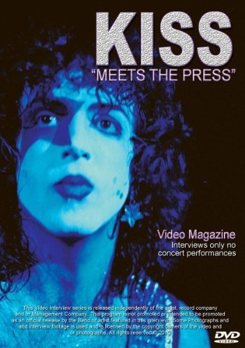 Kiss Meet The Press Nr