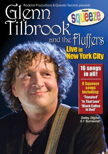 Glenn & The Fluffers Tilbrook Live In New York City Nr