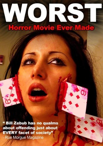 Worst Horror Movie Ever Made Worst Horror Movie Ever Made DVD Nr