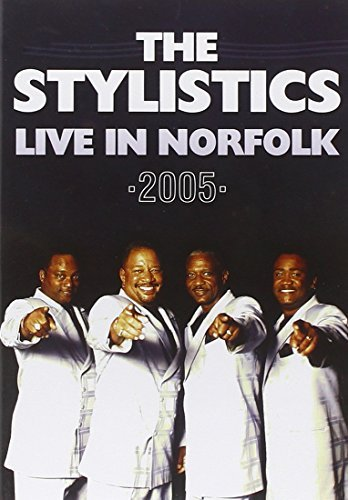 Stylistics Live In Norfolk 2005 Nr