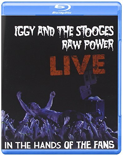 Iggy & The Stooges Raw Power Live In The Hands O Blu Ray Nr