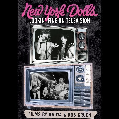 New York Dolls Lookin' Fine On Television Nr