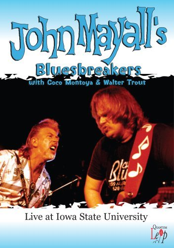 John & The Bluesbreaker Mayall Live At Iowa State University Nr