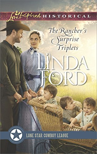 Linda Ford The Rancher's Surprise Triplets